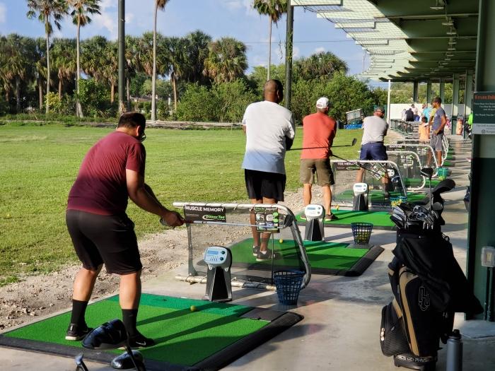 13+ Cb smith golf driving range information