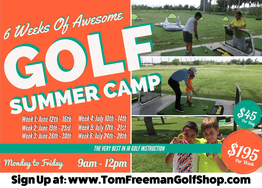golf summer camps
